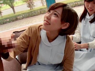企画:歯科衛生士を目指す娘がデカチン使って歯みがきの実演指導ww自分のお股のお口もオチンポ使って綺麗にみがき上げましたww