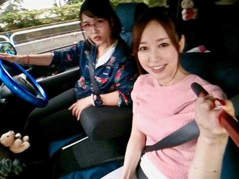 篠田ゆう:稀代のスケベ女二人で男漁り旅行
