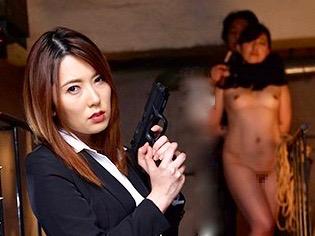 <波多野結衣>マインドコントロールされ教団の信者へと堕ちていく女捜査官ww