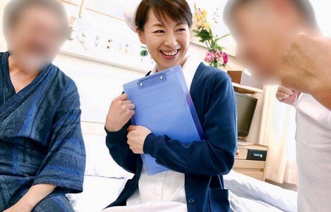 篠宮千明:手厚い看護を目当てに寂しい中年患者が続々入院!?