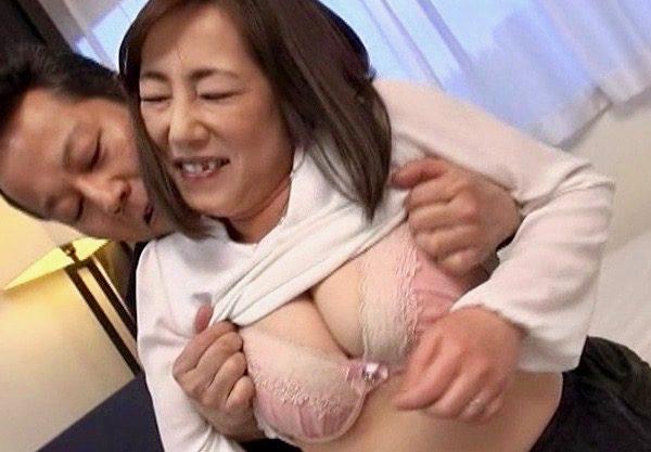 ナンパ:セックスレスだけど普通の五十路おばさんを寝取ってみたww