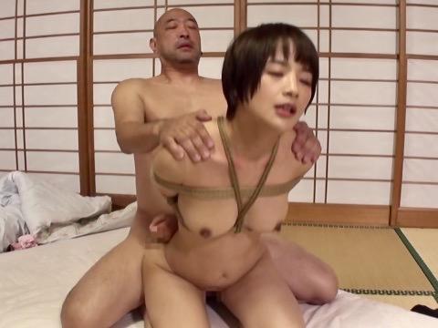 向井藍:妻がいる男と不倫をしている女子大生ww温泉に連れてこられた目的はドM女化調教!!