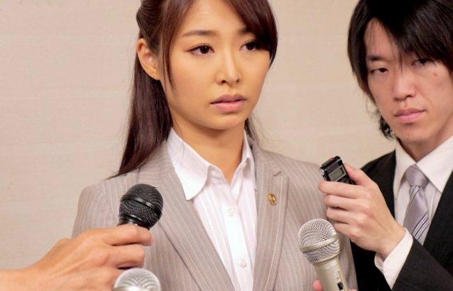 夏目彩春:弁護士といえども、ただのオンナでしたwww