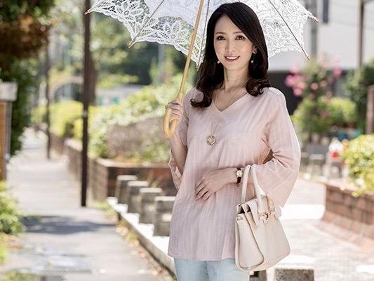立花涼子:四十路専業主婦が持つエロポテンシャルで巨根を貪るwww