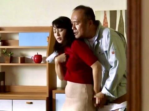 """安野由美:「肉棒を捻じ込まれ感じてしまいました…」貞淑だった五十路の人妻が""""オンナ""""に戻る瞬間!!"""