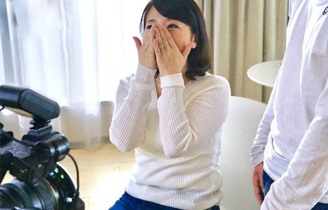 牧村彩香:大きなバストから溢れ出す母性が愛するショタ棒を包み込んで離さない!旦那の留守中に不倫ファックでAVデビューwww