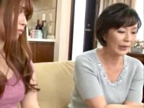円城ひとみ:「お義母さん僕のチンポを見てもらえませんか?」義息からのまさかの狂言に動揺する義母ww