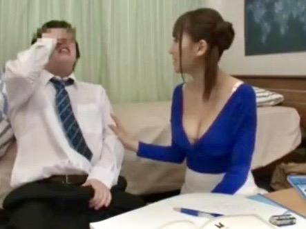 企画:「先生、チンポ爆発しそうです!!」巨乳過ぎる家庭教師に素股お願いからの生挿入でうっかり生中出しww
