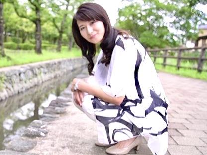北川礼子:「お茶しに行くって…ことになってます…」激しいSEXを味わい他人棒姦通で逝ってしまった四十路妻寝取られ姦ww