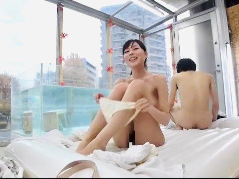 企画:「また今度しましょうね!?❤️」女子大生と男友達と2人っきりで初めての混浴体験ww勃起チンポに気付きムラムラ欲情挿入JDご満悦ww