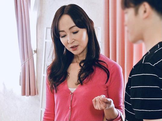 香澄麗子:「相性ぴったりですね…」義母と二人きりの生活で義母の色香に惑わされた娘婿寝取り姦w