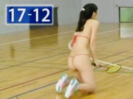 明音ちあ:AVでも高速スマッシュを決められる!??初めてカメラの前で裸になって、恥じらう美少女アスリートAVデビュー姦w