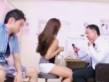 ギャルNTR:「ちょw!!ヤバww??気持ちいい!!」妊娠検査にやってきた黒ギャルを襲って孕ませ寝取られ姦w