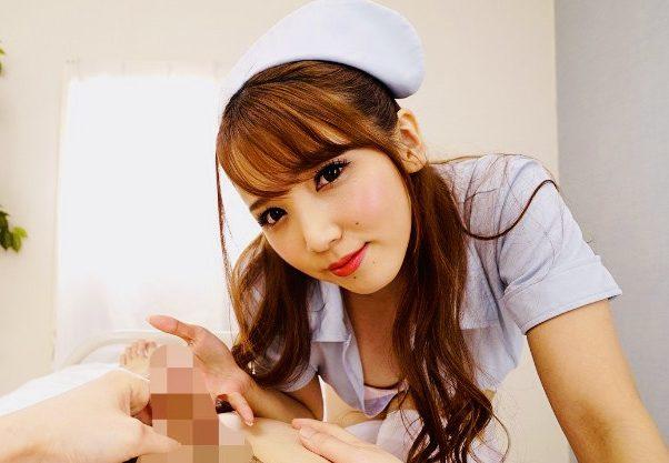 企画:「優しくシゴいてあげるね❤️」ウブな僕に看護師さん自らオカズに!!看護師さんのエロ~いSEX指導ww